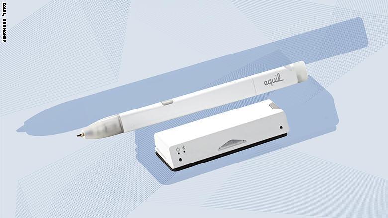 """قلم """"Equil Smartpen 2"""" الذكي"""