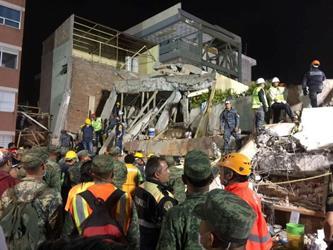 مكسيكو تواصل البحث عن ناجين بعد أسبوع على الزلزال