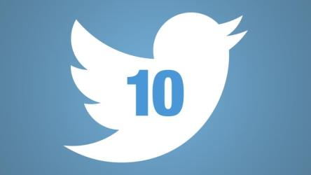 twitter 10th birthday