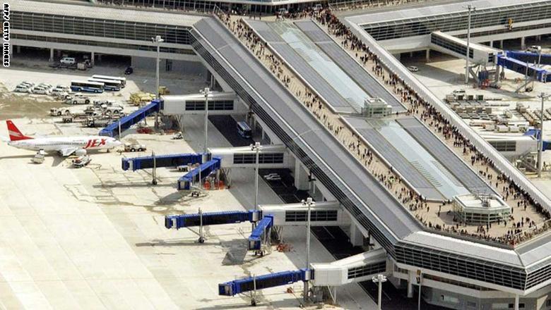 7. مطار تشوبو سنترير ناغويا في اليابان