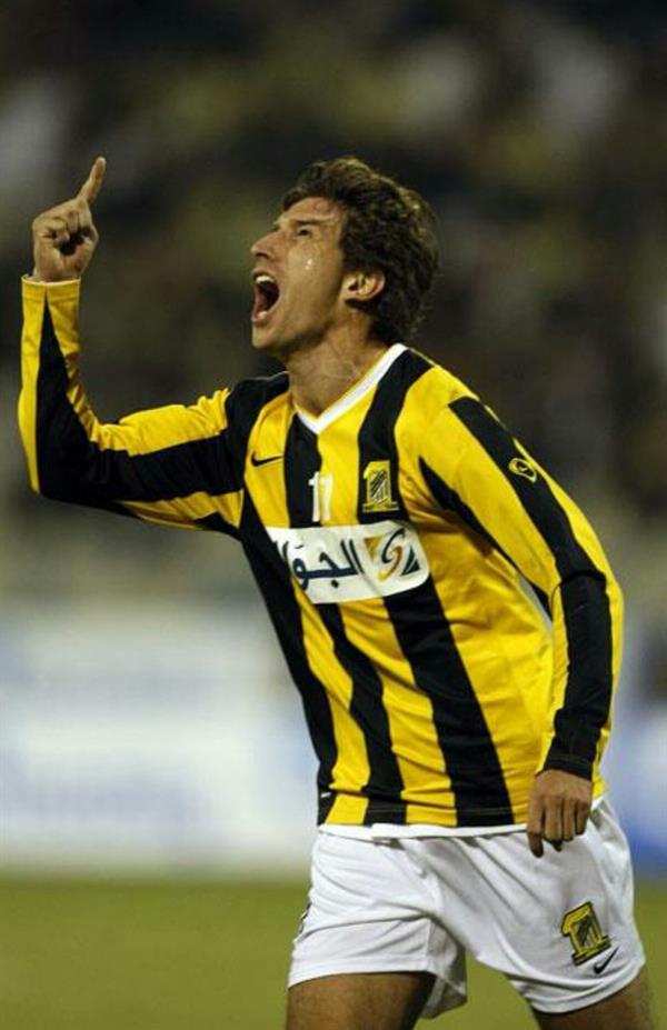 لاعب الاتحاد السابق، النجم البرازيلي تشيكو