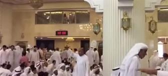 """ردود أفعال المصلين في """"مسجد العنود"""""""