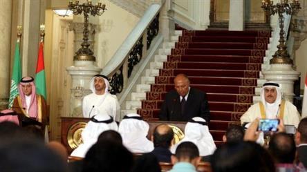 وزراء خارجية الدول المقاطعة لقطر يجتمعون بوزير الخارجية الأمريكي في جدة.. غدا الأربعاء