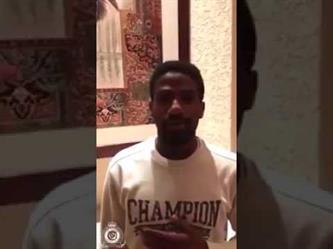 رسالة عوض خميس بعد تمديد عقده مع النصر