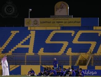 فيصل بن تركي يطالب اللاعبين بنسيان المرحلة الماضية