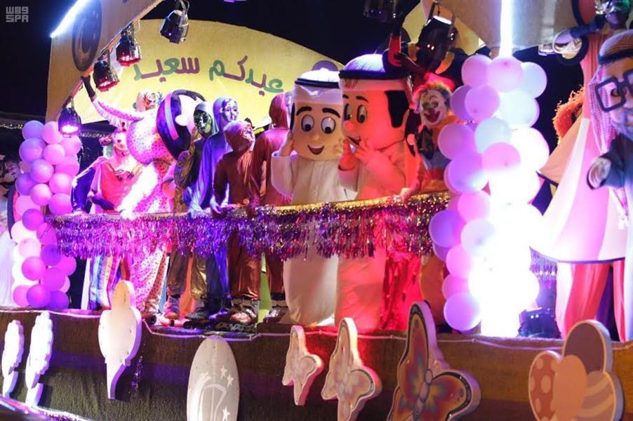 تعرف على أبرز الفعاليات والاحتفالات التي ستقام في الرياض خلال عيد الفطر