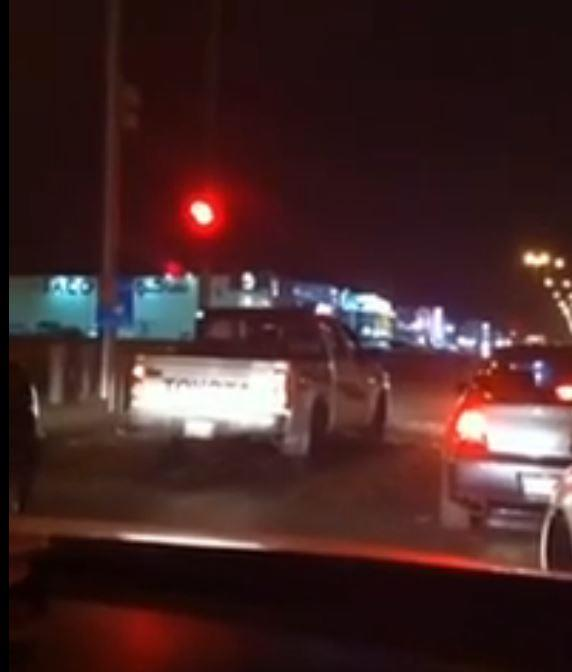 فيديو.. مواطنة تتعمد تسجيل مخالفات