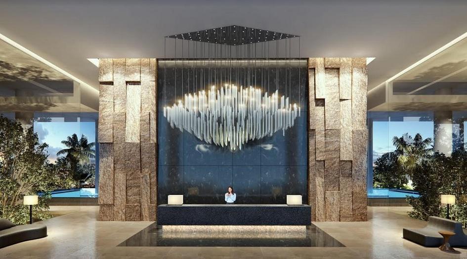 """""""أمنيات العقارية"""" تبيع أغلى شقة في الشرق الأوسط لمستثمر خليجي بـ 102 مليون درهم  بدبي – صور"""
