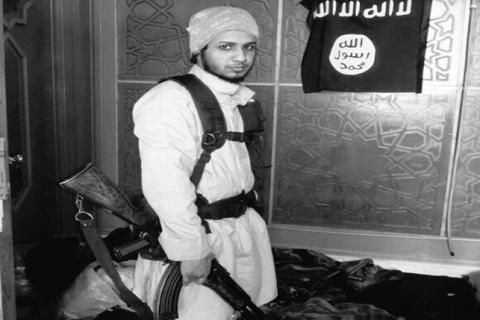 """مقتل المُنشد ماهر مشعل بصفوف """"داعش"""" في سوريا"""