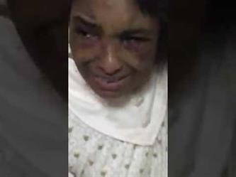 خادمة تتعرض للتعذيب على يد كفيلها بنجران.. والجهات الأمنية تضبطه (فيديو)