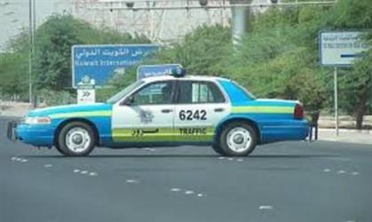 مصرع سعودي في حادث مروع إثر انقلاب سيارته في الكويت