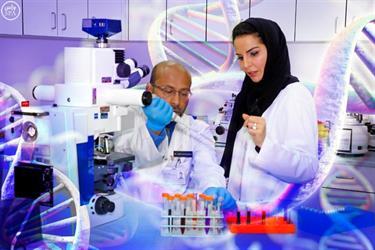 فريق علمي بمستشفى الملك فيصل يكتشف خلل جيني مسؤول عن انتشار سرطان الغدّة الدرقية