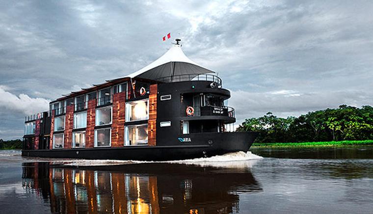 نهر الأمازون في البيرو
