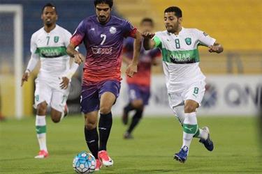 الأهلي يتأهل لثمن النهائي بالفوز على ذوب آهن اصفهان الإيراني بهدفين