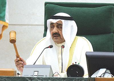وفاة رئيس مجلس الأمة الكويتي