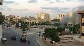 مسؤول: مقتل 5 وإصابة 8 في هجوم صاروخي في بنغازي بشرق ليبيا