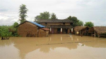 مقتل 25 شخصا بفيضانات وانزلاقات أرضية في النيبال