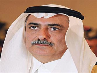 وزير المالية إبراهيم العساف