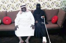 8 نساء يكسرن قدم ممرضة بعد شتمها وتهديدها