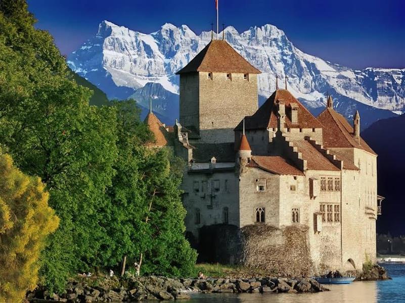 1- سجن شيو كاسيل (سويسرا)