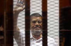 تأجيل محاكمة مرسي إلى يوم الغد