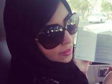 مواطن نجران يهدد ناشطة سعودية