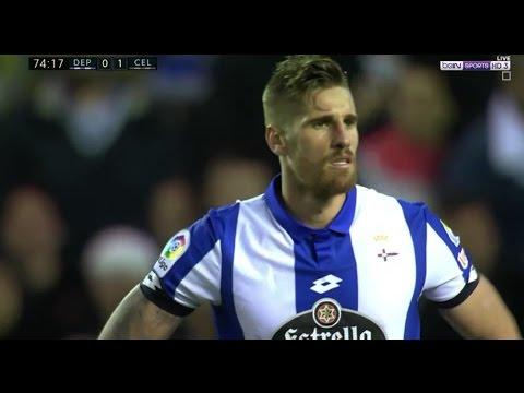 ديبورتيفو لاكورونيا ( 0 - 1 ) سلتا فيغو الدوري الاسباني
