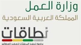 شعار وزارة العمل ونطاقات