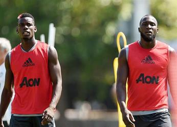 لوكاكو: بوغبا «الوسيط» لعب دورا كبيرا في انتقالي ليونايتد