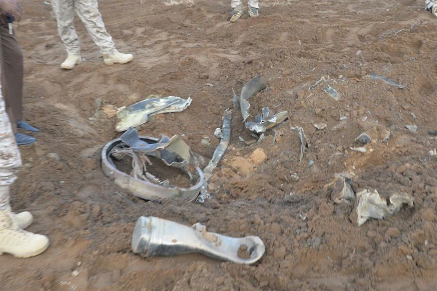 الدفاعات الجوية تدمر صاروخا أطلق من اليمن باتجاه جازان