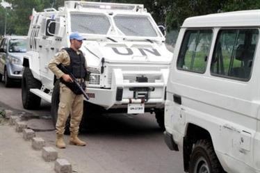الأمم المتحدة: قوة حفظ السلام بالكونجو تبحث عن خبيرين دوليين مفقودين