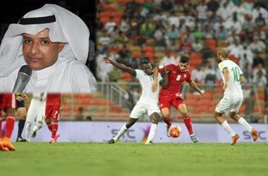 المعلق أحمد البدوي