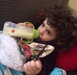 العثور على الطفلة جوري الخالدي المختطفة من أحد مستوصفات الرياض