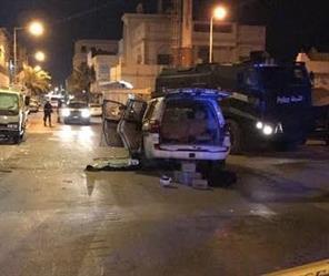 البحرين: تفجير إرهابي في قرية الدراز يتسبب في مقتل أحد رجال الأمن وإصابة اثنين