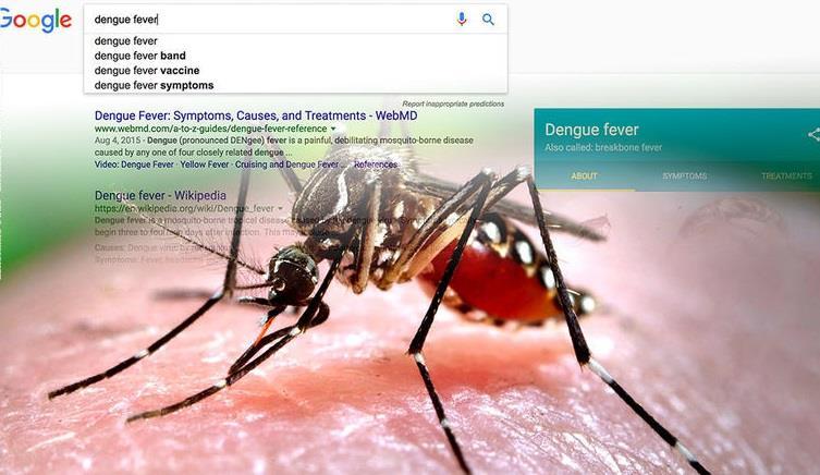 """كيف يحارب محرك """"غوغل"""" الأمراض المعدية؟"""