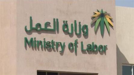 وزارة العمل