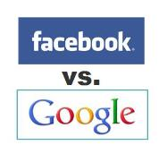 الحرب التكنولوجية الباردة بين فيسبوك وجوجل