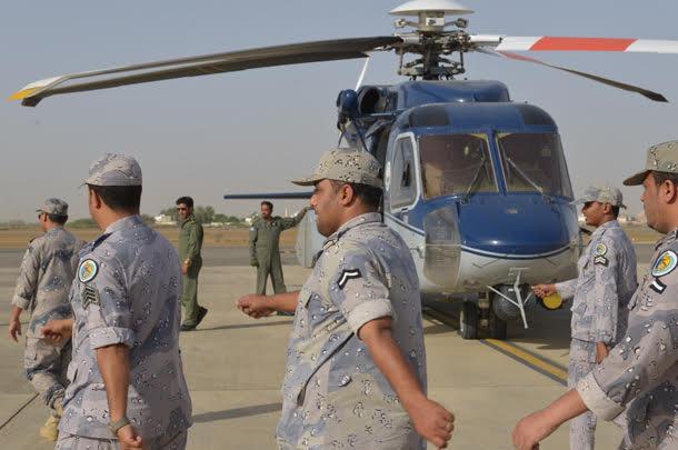 جازان استشهاد جندي وإصابة مقذوف