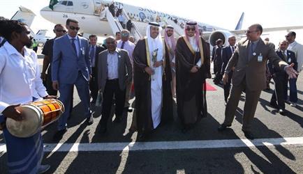 بالصور.. الخطوط السعودية تطلق أولى رحلاتها المباشرة لجزر المالديف