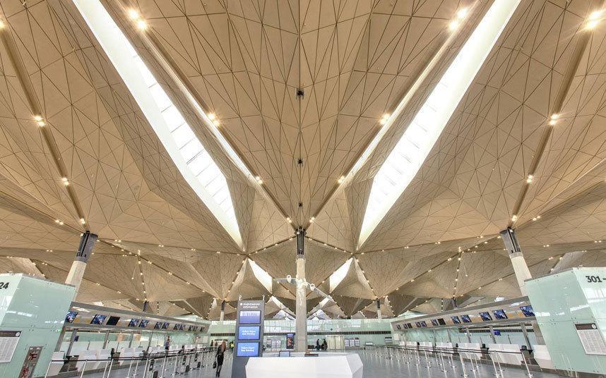 مطارات جديدة