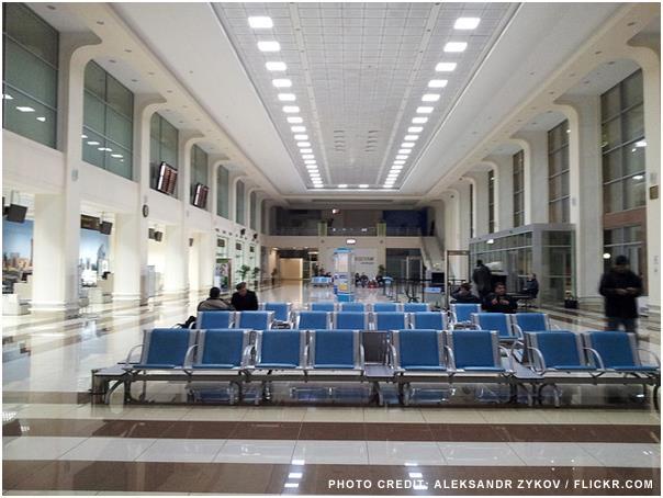 5- مطار طشقند الدولي – أوزبكستان