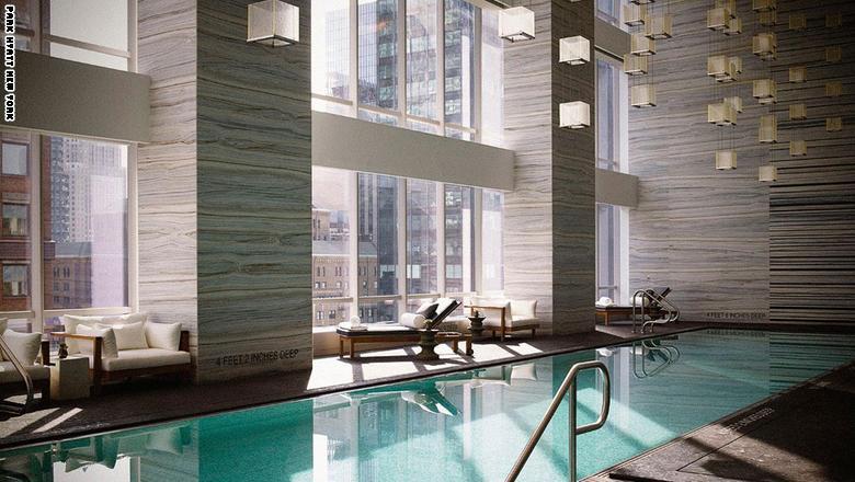 """فندق """"بارك حياة نيويورك"""" في نيويورك، الولايات المتحدة الأمريكية"""