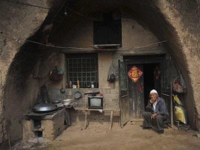 يعيش 30 مليون صيني في كهوف، وهو ما يفوق تعداد سكان المملكة العربية السعودية.