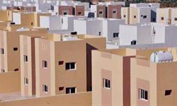 تشطيبات نهائية لمشروع الإسكان الشعبي بالقنفذة