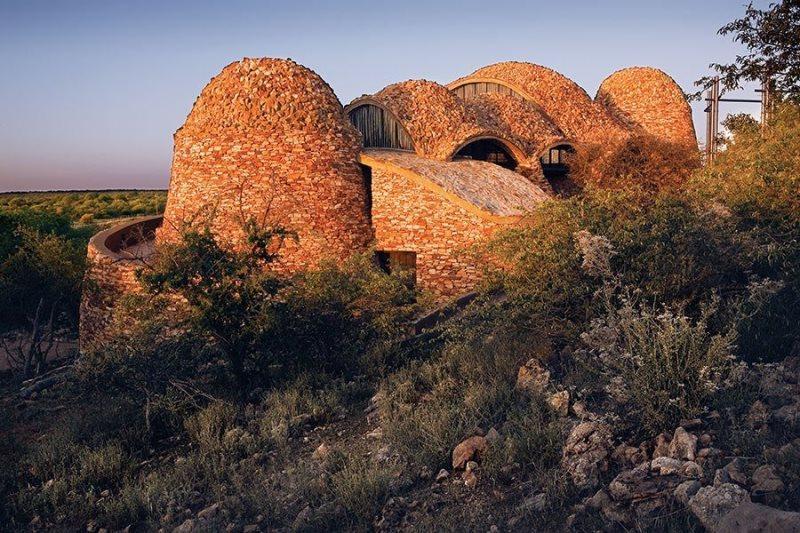 6- حديقة مابونجيبوي الوطنية، جنوب إفريقيا: