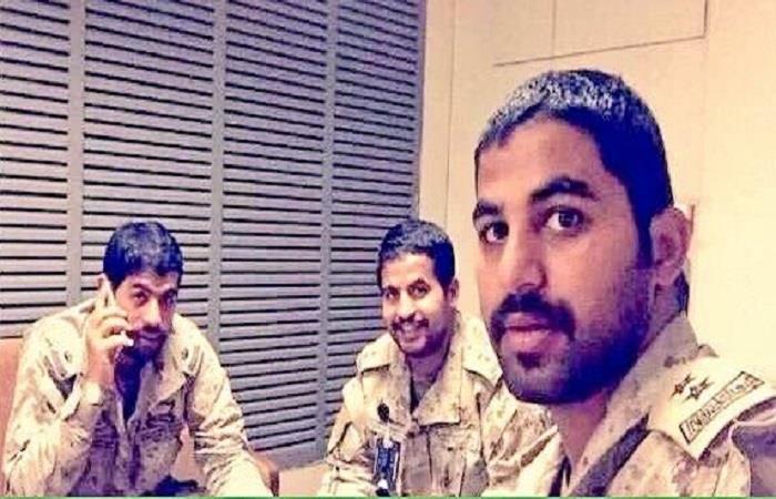 3 ضباط أشقاء ضمن القوات البرية المرابطة على الحد الجنوبي