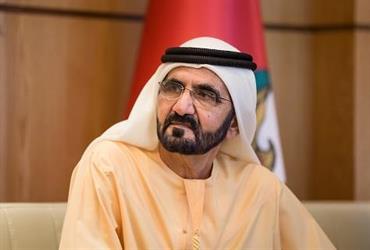 محمد بن راشد مباركاً للأخضر: منتخب يستحق تمثيل العرب