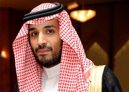 محمد سلمان يُرزق بمولود جديد