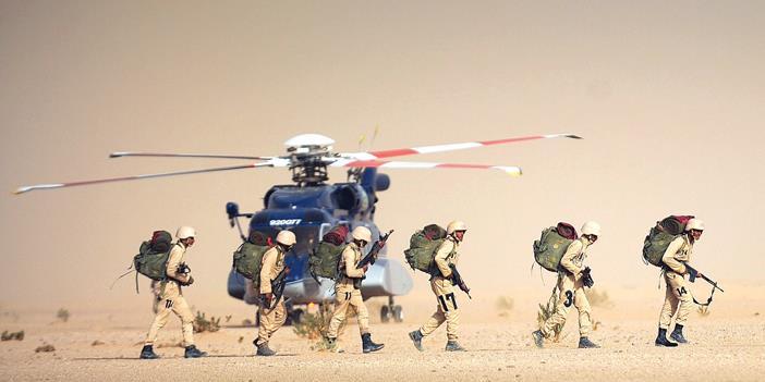 حرس الحدود يفوز بأجمل صورة فوتوغرافية أمنية