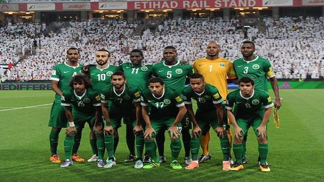 Image result for منتخب السعودية لكرة القدم - لمونديال روسيا